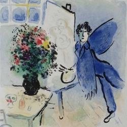 L'atelier Bleu, The Blue…