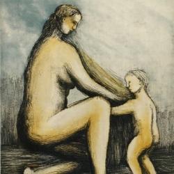 Mother & Child XXVIII