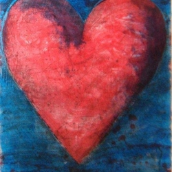 A Heart on The…