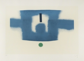 Victor Pasmore - Untitled Number 3 - R 85,000.00 (incl)