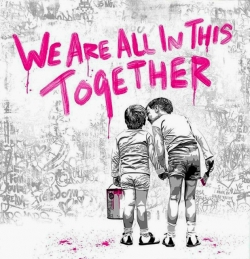 We Are All In This Together (Fuchia)