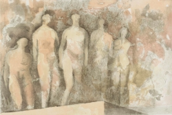 Henry Moore - Standing Nudes - R 50,000.00 (incl)