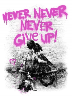 Don't Give Up (Pink)