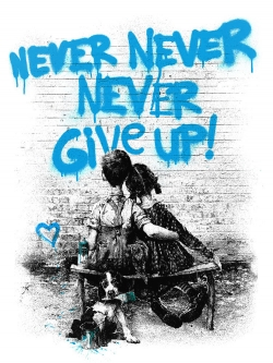 Don't Give Up (Blue)